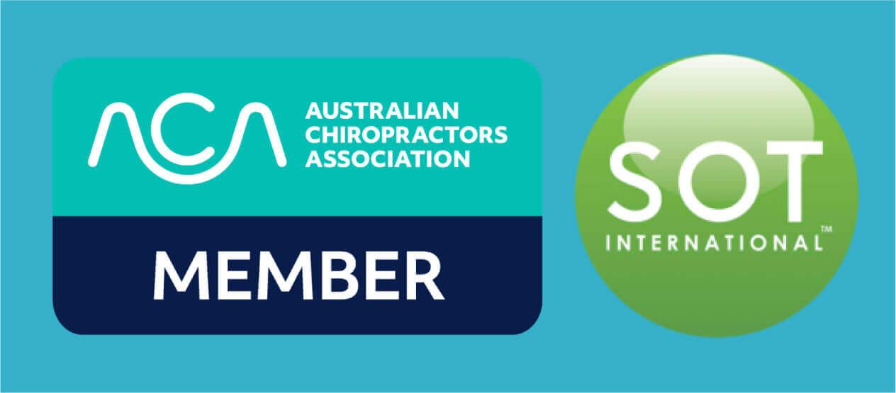 SOT International, ACA Member, Chiropractors Australia, Tweed Chiro SOT, ACA Tweed Chiro